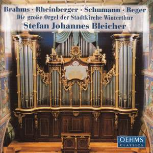 Great Organ works of the church of Winterthur
