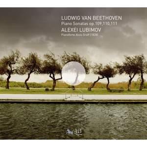 Beethoven: Last Piano Sonatas