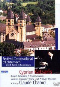 Cyprien Katsaris Live at Festival International d'Echternach