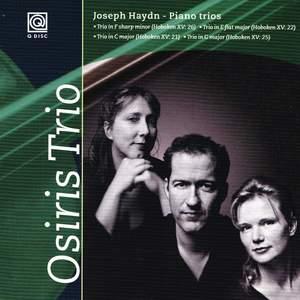 Haydn, Joseph: HAYDN, PIANO TRIOS HOB. XV:26, XV:2