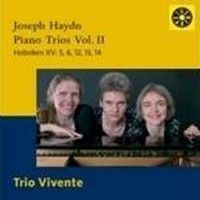 Haydn: Piano Trios Vol. II