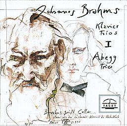 Brahms: Piano Trios Volume 1