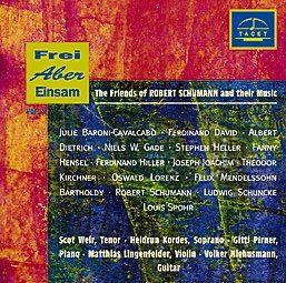 The Friends of Robert Schumann and their Music