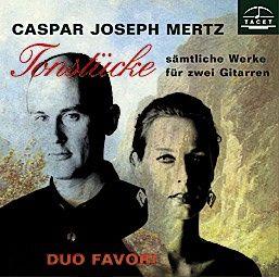Caspar Joseph Mertz: Tonstücke