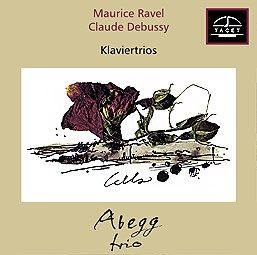 Debussy & Ravel: Piano Trios