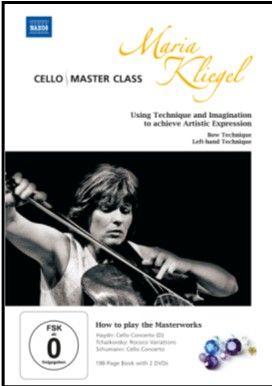 Maria Kliegel Cello Master Class