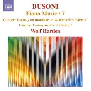 Busoni - Piano Music Volume 7