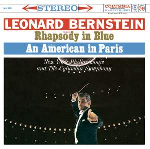 Gershwin: Rhapsody in Blue & American in Paris