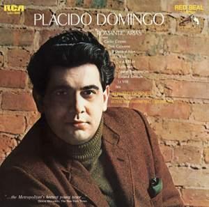 Domingo Romantic Arias