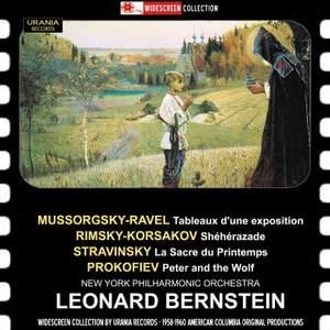 Leonard Bernstein conducts the New York Philharmonic