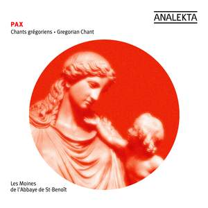 Pax: Gregorian Chant Product Image