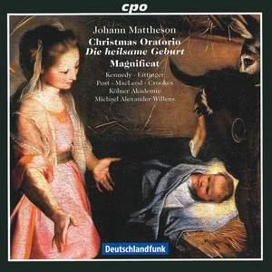 Mattheson: Christmas Oratorio