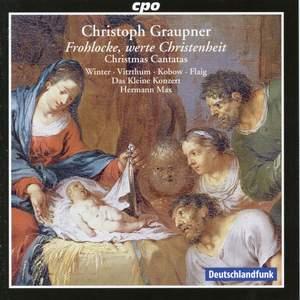 Graupner: Christmas Cantatas