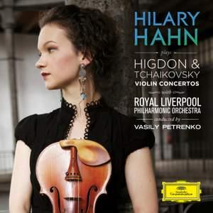 Higdon & Tchaikovsky: Violin Concertos Product Image