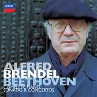Alfred Brendel: Complete Beethoven Piano Sonatas & Concertos
