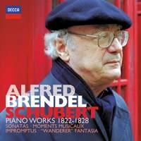 Alfred Brendel: Schubert Piano Works 1822-28