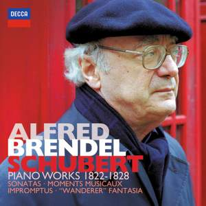 Alfred Brendel: Schubert Piano Works 1822-28 Product Image