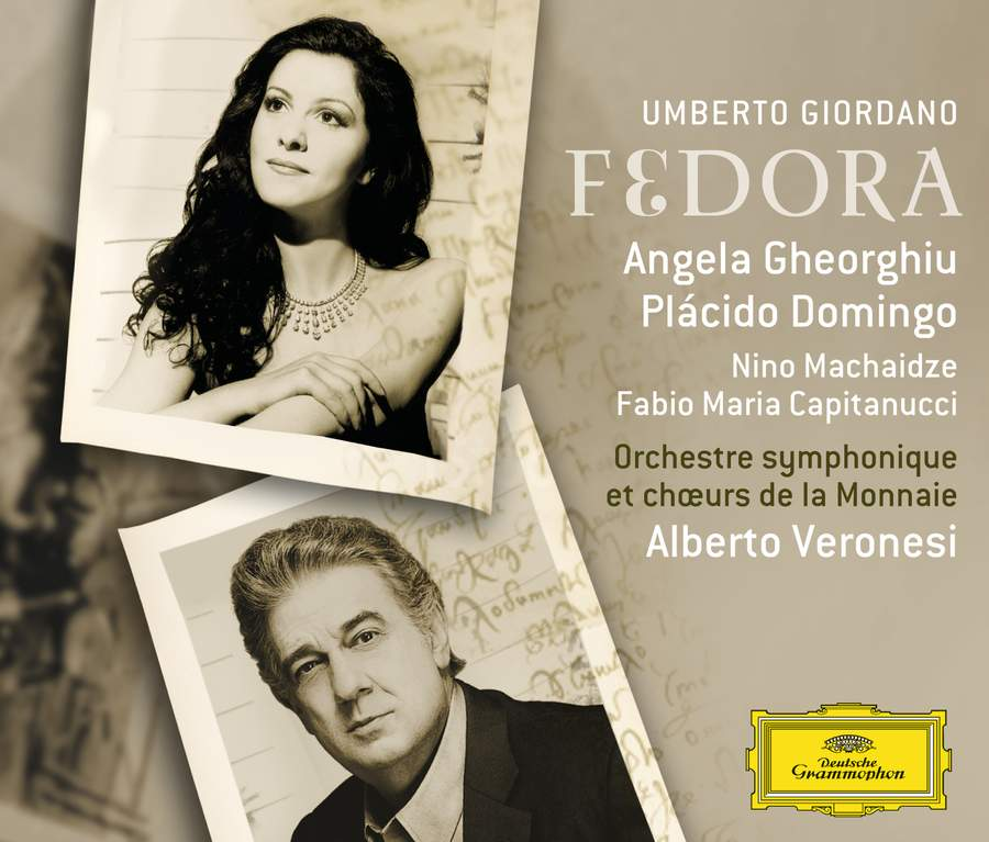 Giordano, U: Fedora - DG: 4778367 - download | Presto Classical