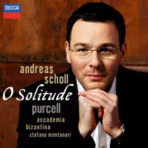 Andreas Scholl: Purcell - O Solitude Product Image