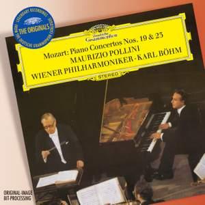 Mozart: Piano Concertos Nos. 19 & 23 Product Image