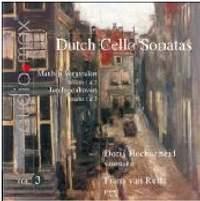 Dutch Sonatas for Violoncello and Piano Volume 3