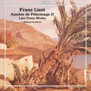 Liszt: Années de Pèlerinage II