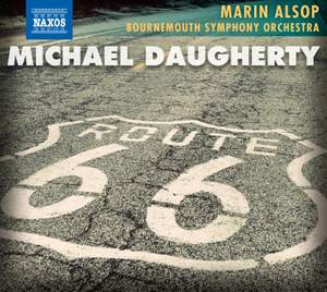 Michael Daugherty: Route 66 Product Image