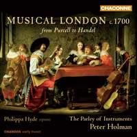Musical London, c1700