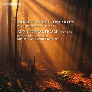 Mozart: Piano Concertos Nos. 9 & 12