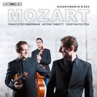 Trio Zimmermann plays Mozart's Divertimento