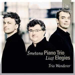 Trio Wanderer play Smetana & Liszt