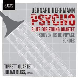 Bernard Herrmann: Psycho Suite