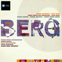 Berg: Violin Concerto & Lulu Suite