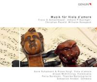 Music for viola d'amore