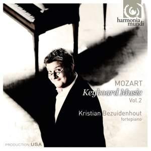 Mozart: Keyboard Music Volume 2