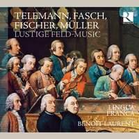 Telemann, Müller, Fasch…