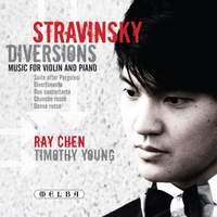 Stravinsky: Diversions