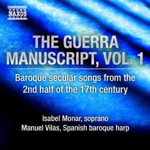 The Guerra Manuscript Volume 1