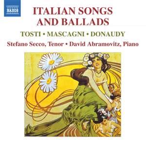 Italian Songs and Ballads