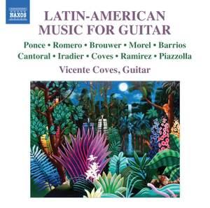 Latin-American Music for Guitar
