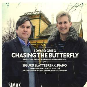 Grieg: Chasing the Butterfly