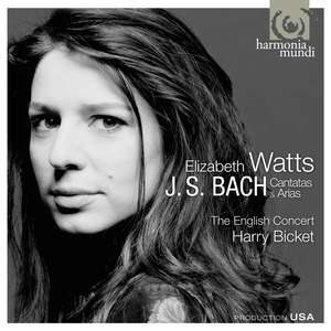 JS Bach: Cantatas & Arias