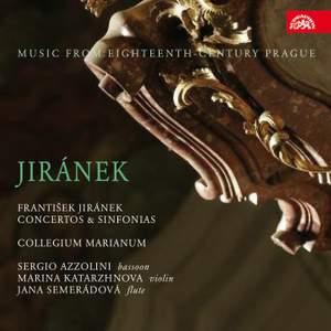 František Jiránek: Concertos and Sinfonias