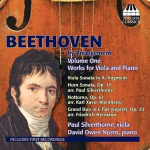 Beethoven by Arrangement, Vol. I