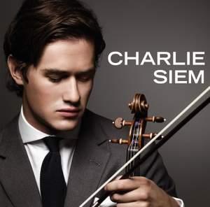 Charlie Siem plays Virtuoso Violin Works