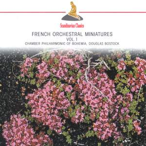 French Orchestral Miniatures Volume 1