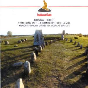 Holst: Symphony in F & A Hampshire Suite
