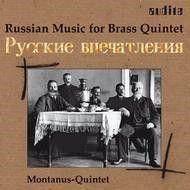 Russian Music for Brass Quintet