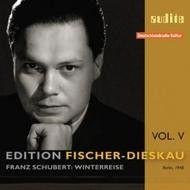 Edition Fischer-Dieskau Vol. 5 - Schubert's Winterreise