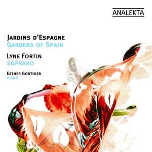 Jardins d'Espagne: Gardens of Spain Product Image